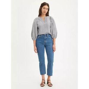 Levi's Premium Wedgie Straight Jeans  32/26 NWT
